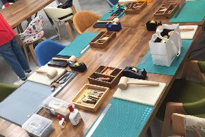 Leatheramic Workshop 4
