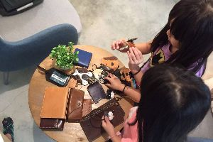 Leatheramic Workshop 2