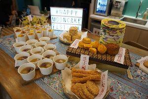 Mooncake Festival Food