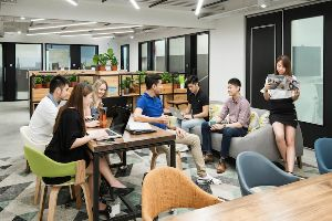 Hot Desk Rental HK Uptown Kennedy Town Image 1