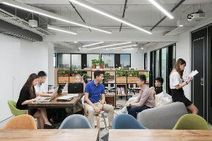Hot Desk Rental HK Uptown Kennedy Town Image 2