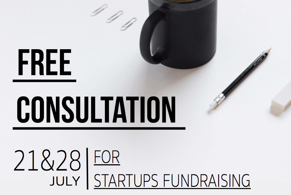 Free Consultation For Startups Fundraising