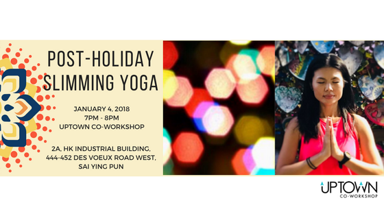 Post-Holiday Slimming Yoga (BYOM)