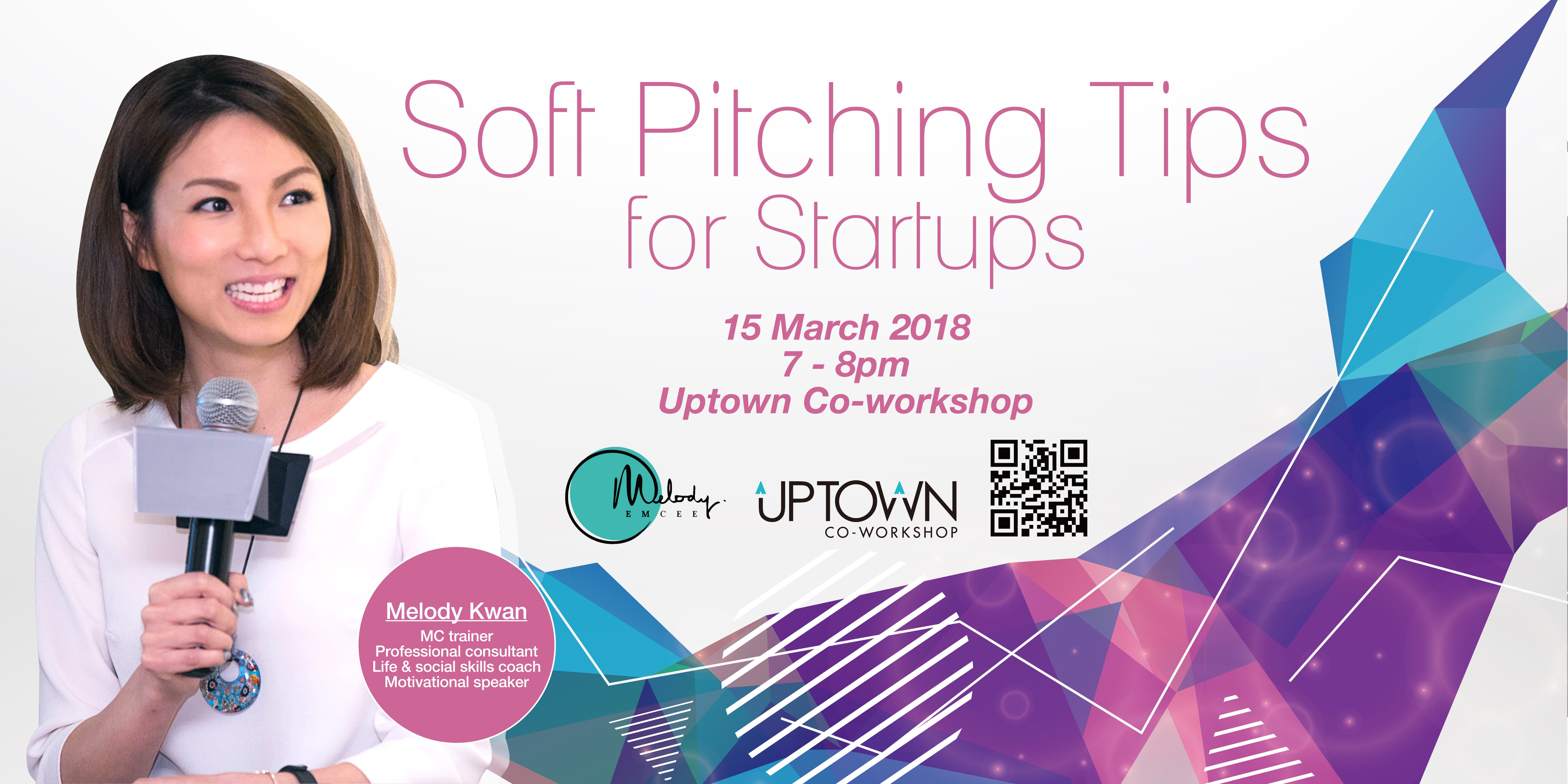 Soft Pitching Tips for Startups