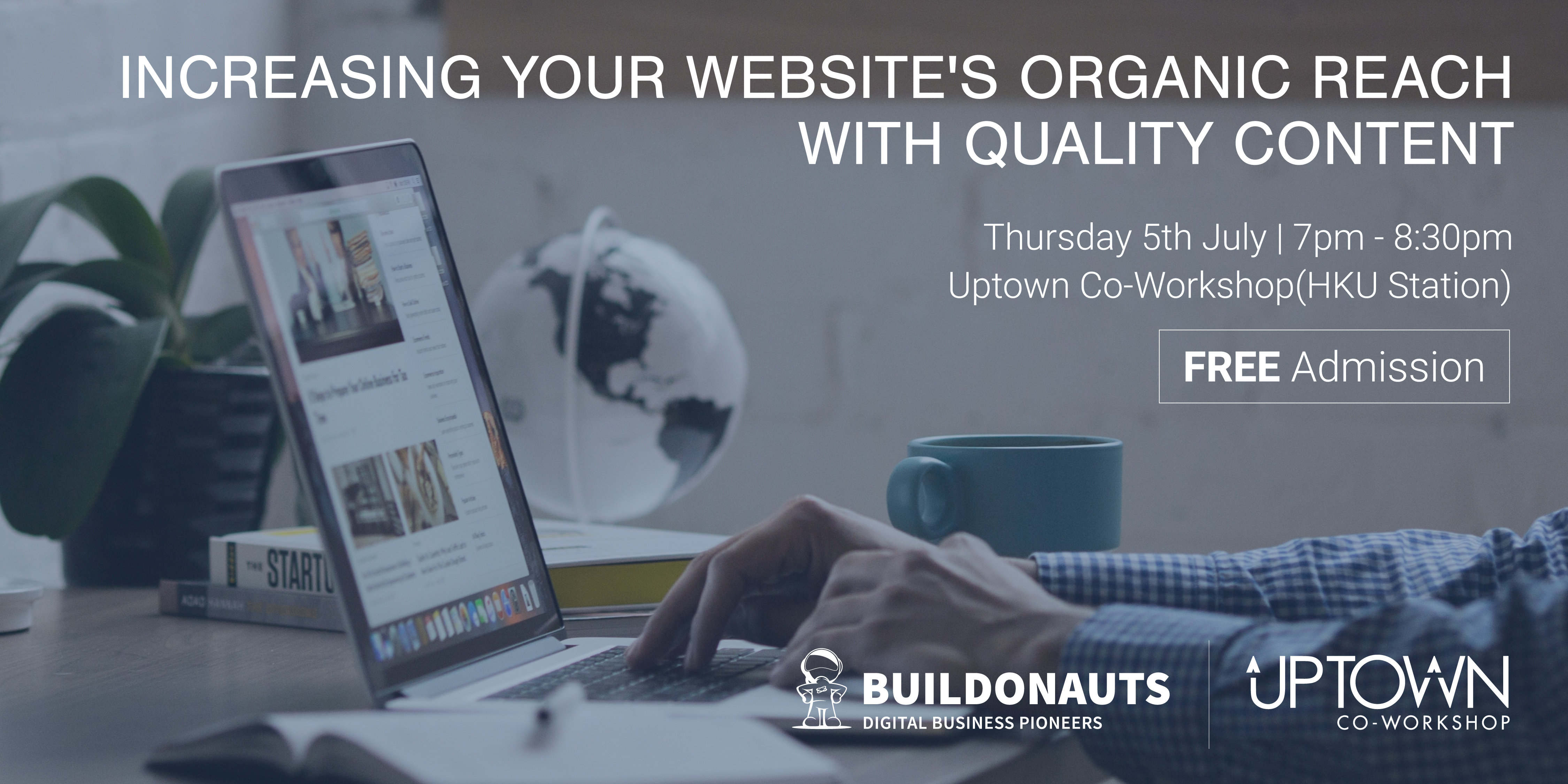 Increasing Your Website's Organic Reach With Quality Content
