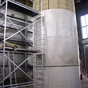 zateplená jímka pro betonárny 3