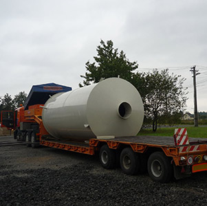 zateplená jímka pro betonárny 4
