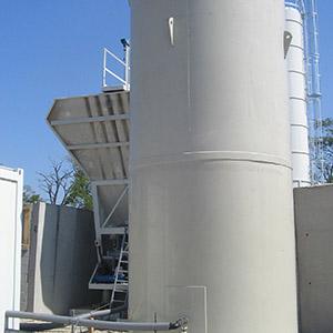 zateplená jímka pro betonárny 5