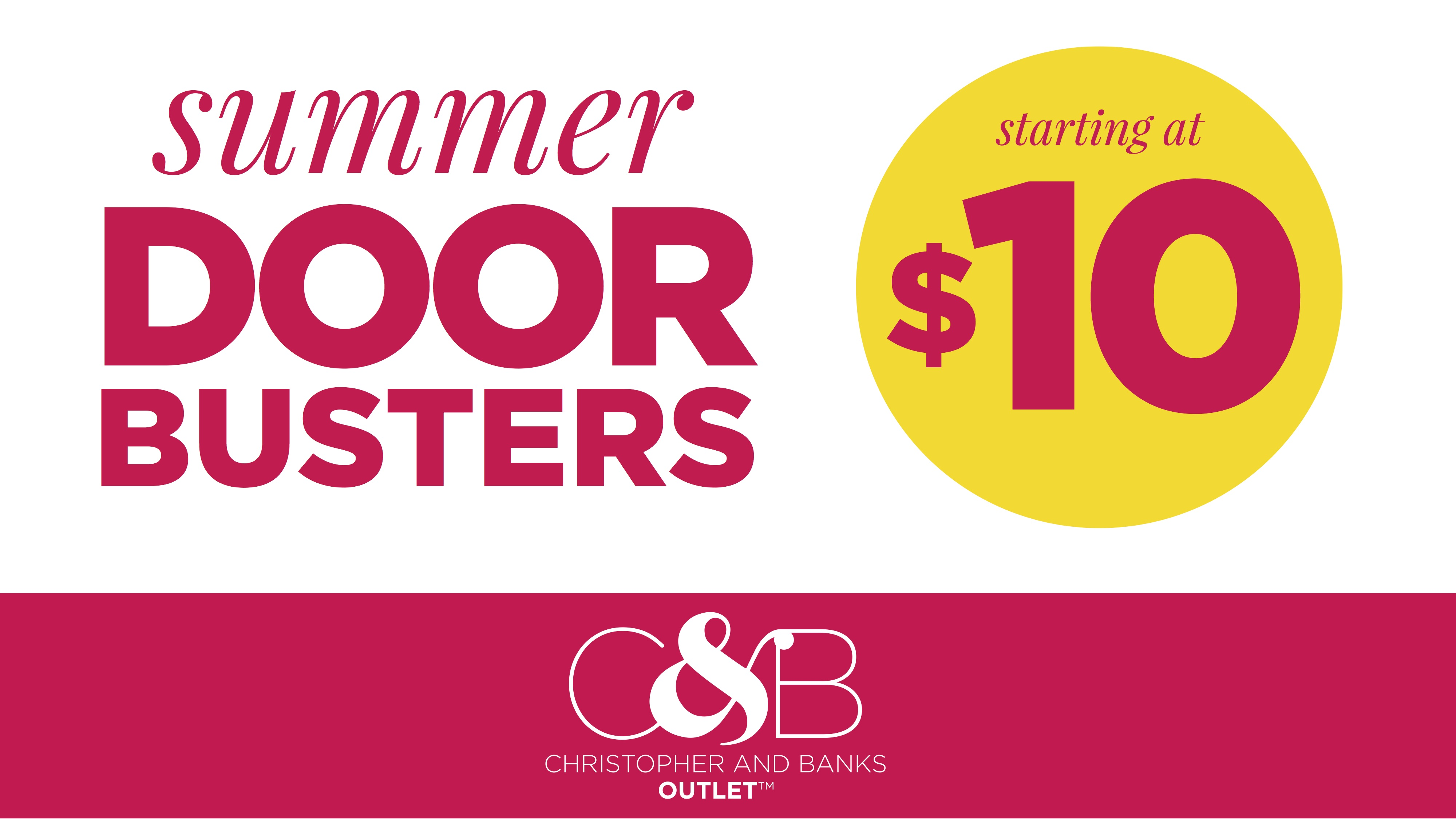 May 29 2018  sc 1 st  Great Northern Mall & Summer Doorbusters