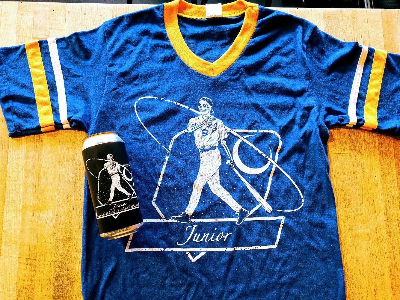 Junior Baseball T