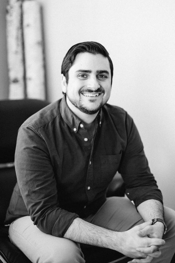 Jonathan Shariat, photograph by Delbarr Moradi