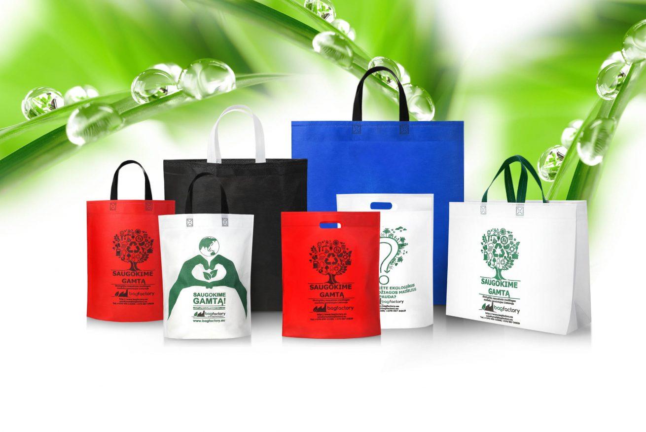YmpäristöystävällisetMainos- Ja Messukassit