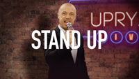 UPRYZR STAND UP COMEDY UPRYZER