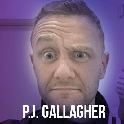 UPRYZR PJ GALLAGHER UPRYZER