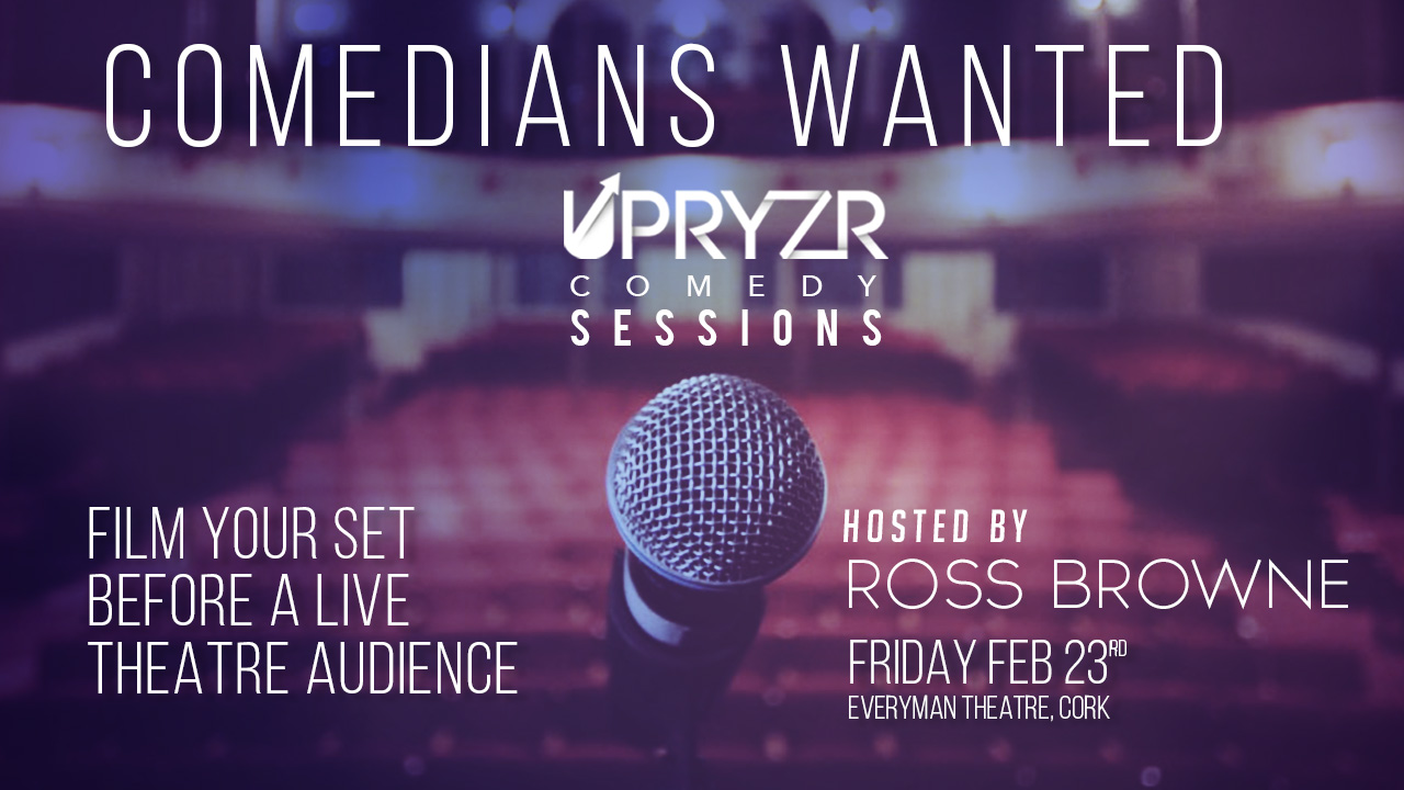 UPRYZR COMEDY LABS COMEDIANS WANTED UPRYZER