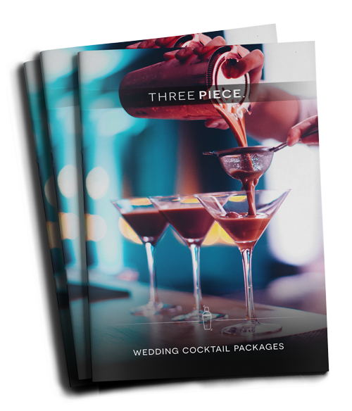 Cocktail pricing brochure