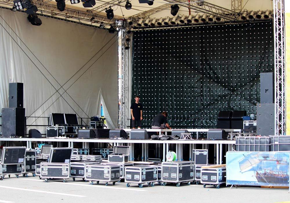 Stage Equipment