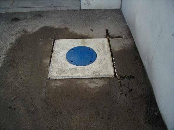 Asphalt Fußbodenplatten ~ Bodenplatten für wechselbrücken