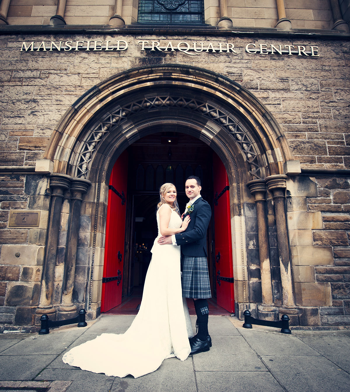 Mansfield Traquair - Plan and style your wedding your way