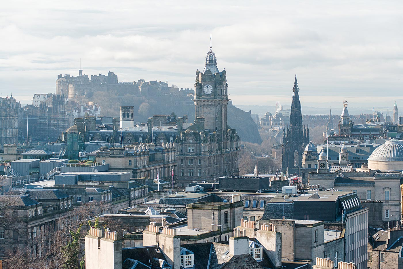 Proposal Photographs Edinburgh Calton Hill