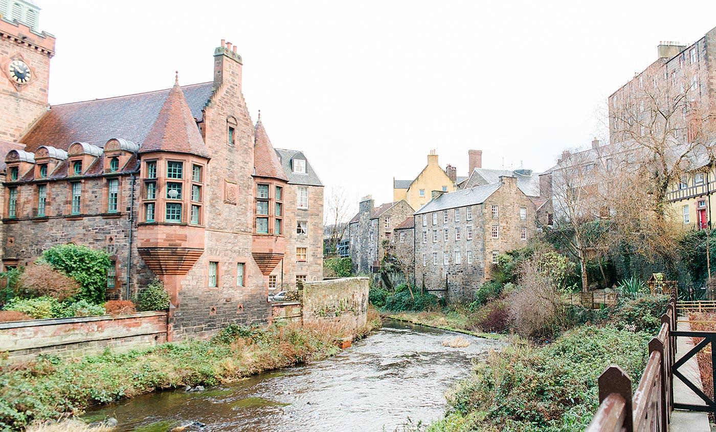Proposal Photographs Edinburgh Dean Village