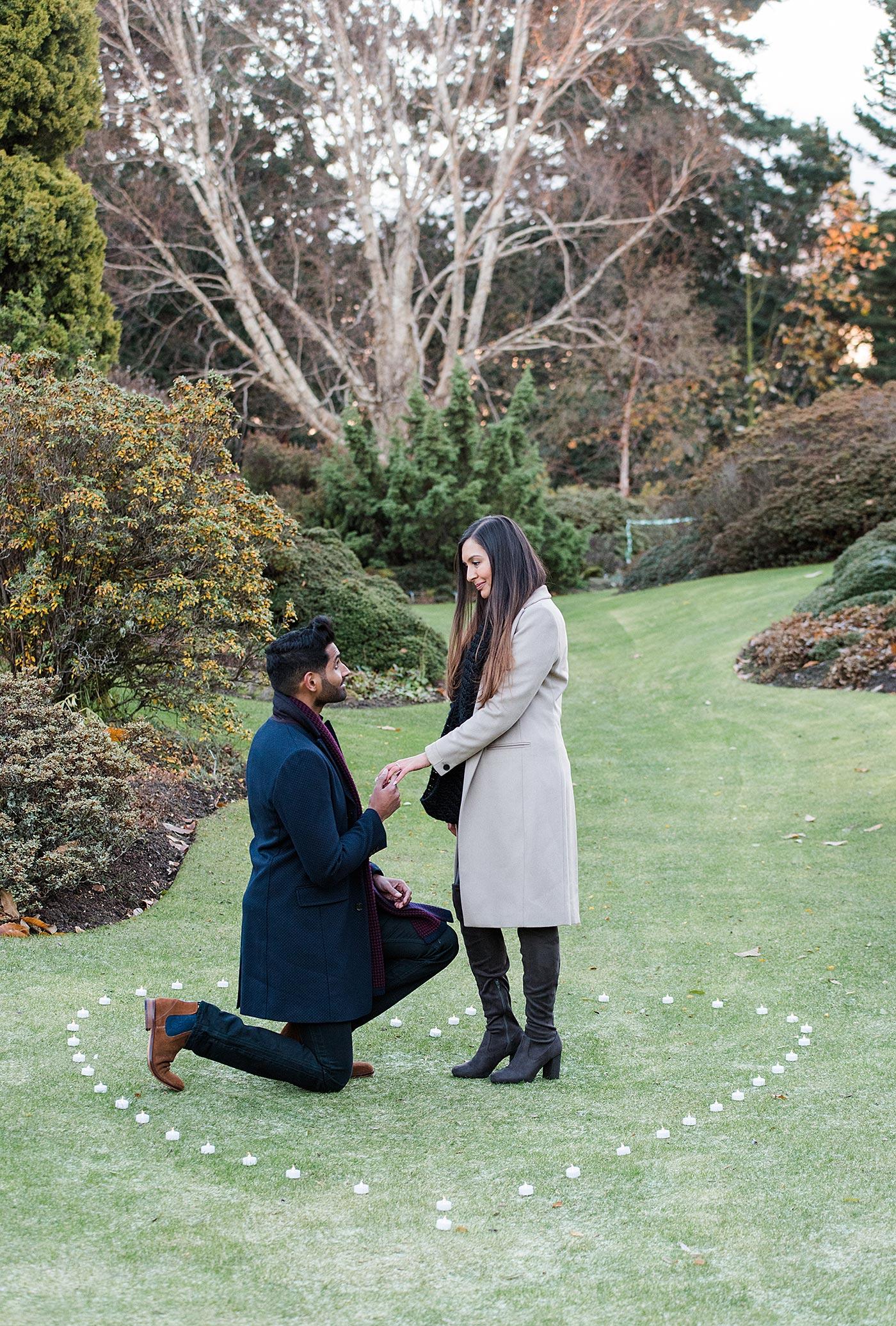 Proposal Photographs Edinburgh Botanic Gardens