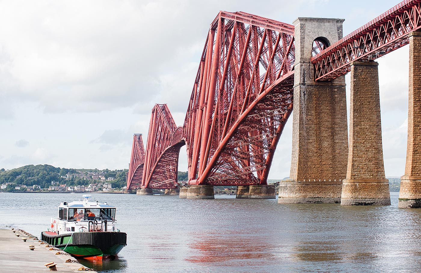 Proposal Photographs Forth Bridge South Queensferry