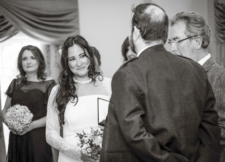 Houston House Hotel Wedding Photographer