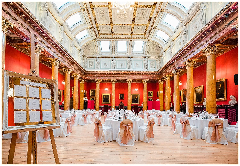 Royal College of Physicians Edinburgh Wedding Photographs