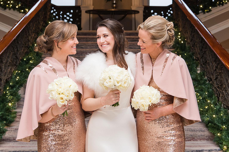 Edinburgh Wedding Photographer Waldorf Astoria
