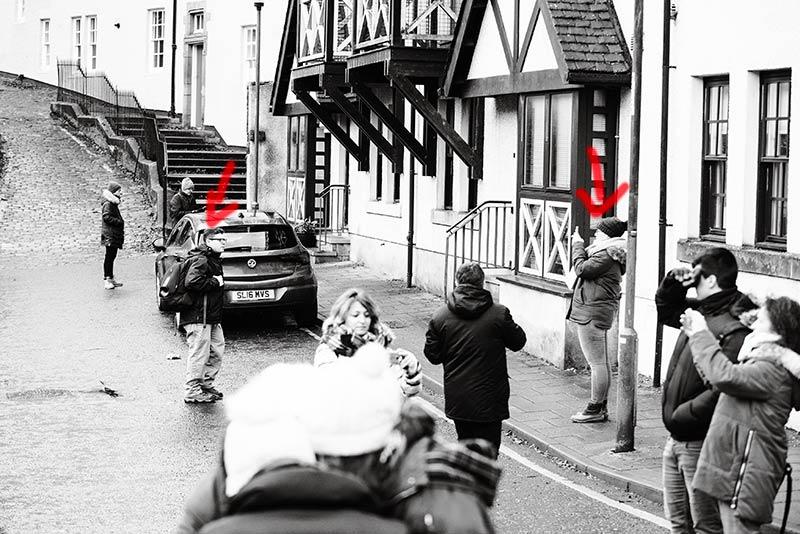 Proposal photographer edinburgh