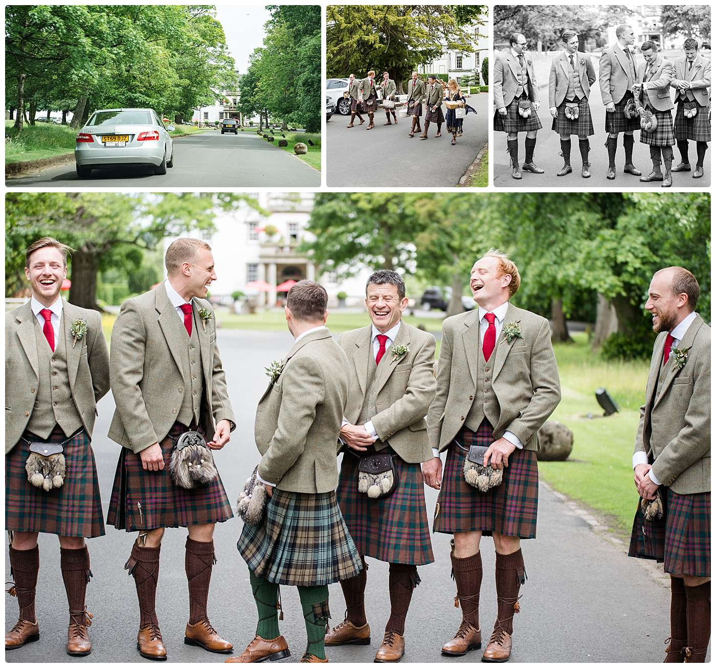 Prestonfield Wedding Photographer