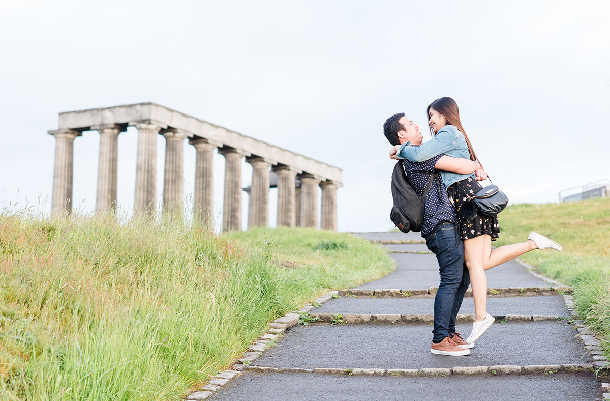 Scotland Proposal Photographer
