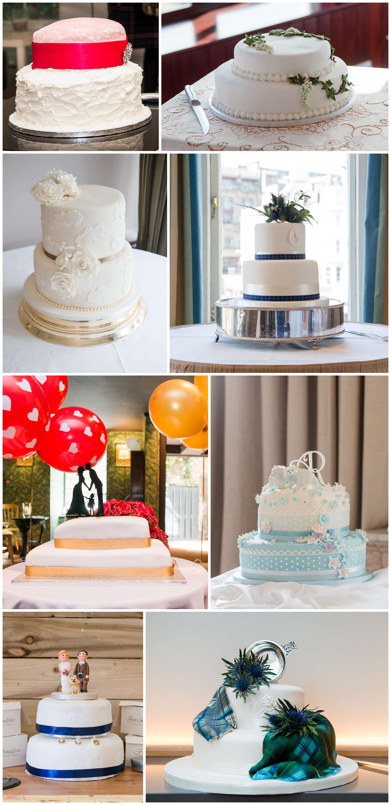 Two-tier wedding cake ideas, ideas for your wedding cake