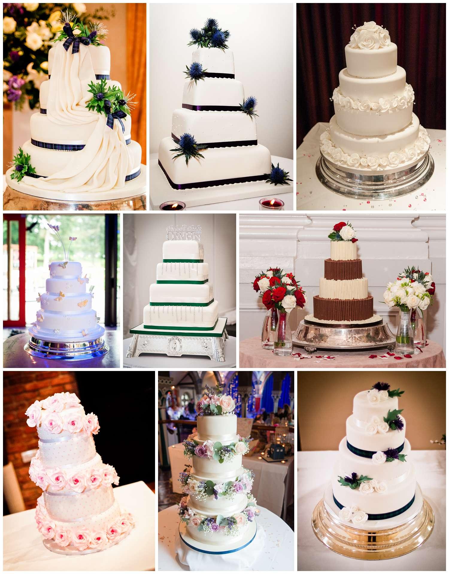 Four-tier wedding cake ideas, ideas for your wedding cake