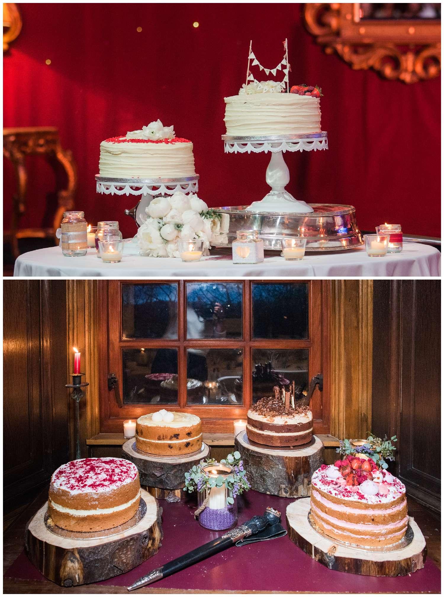 Individual wedding cake ideas, ideas for your wedding cake