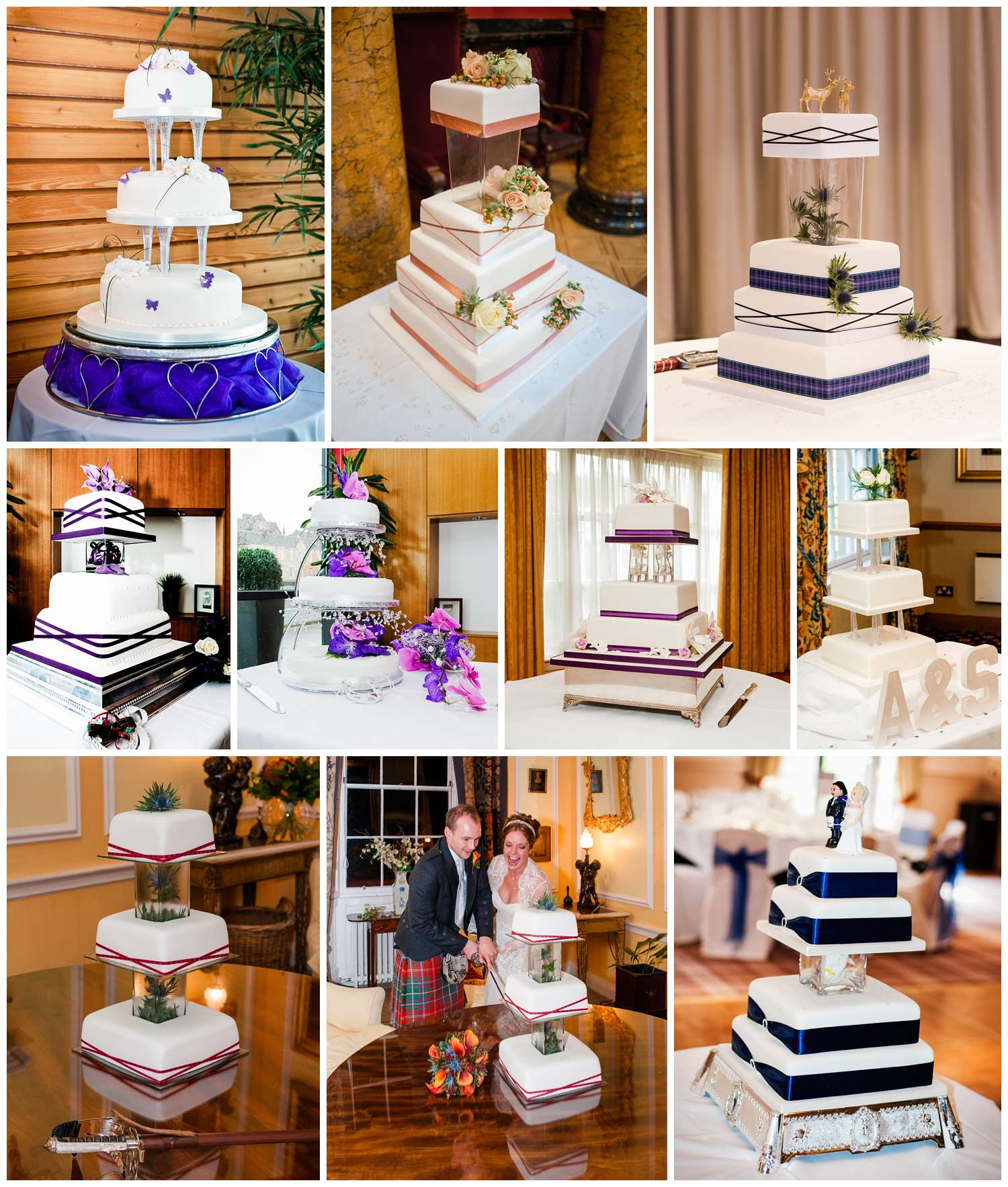Wedding cake ideas on cake stands, ideas for your wedding cake