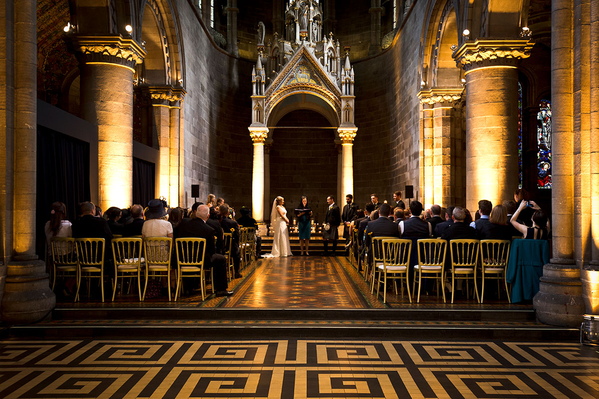 Mansfield Traquair Wedding Venue Edinburgh