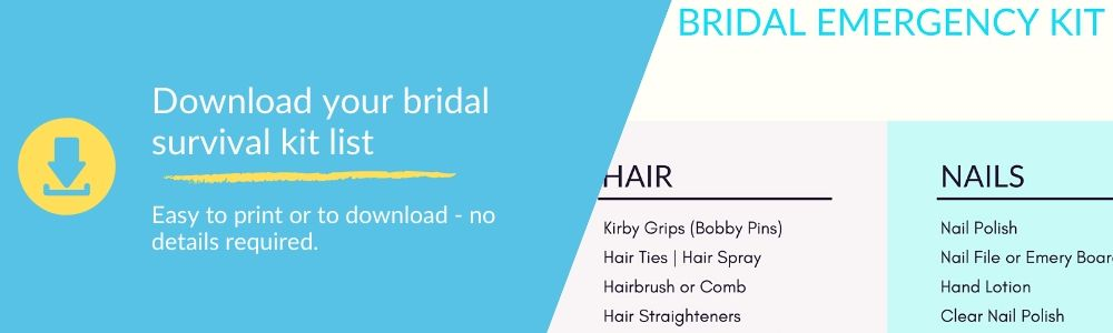 Download free bridal survival emergency kit pdf