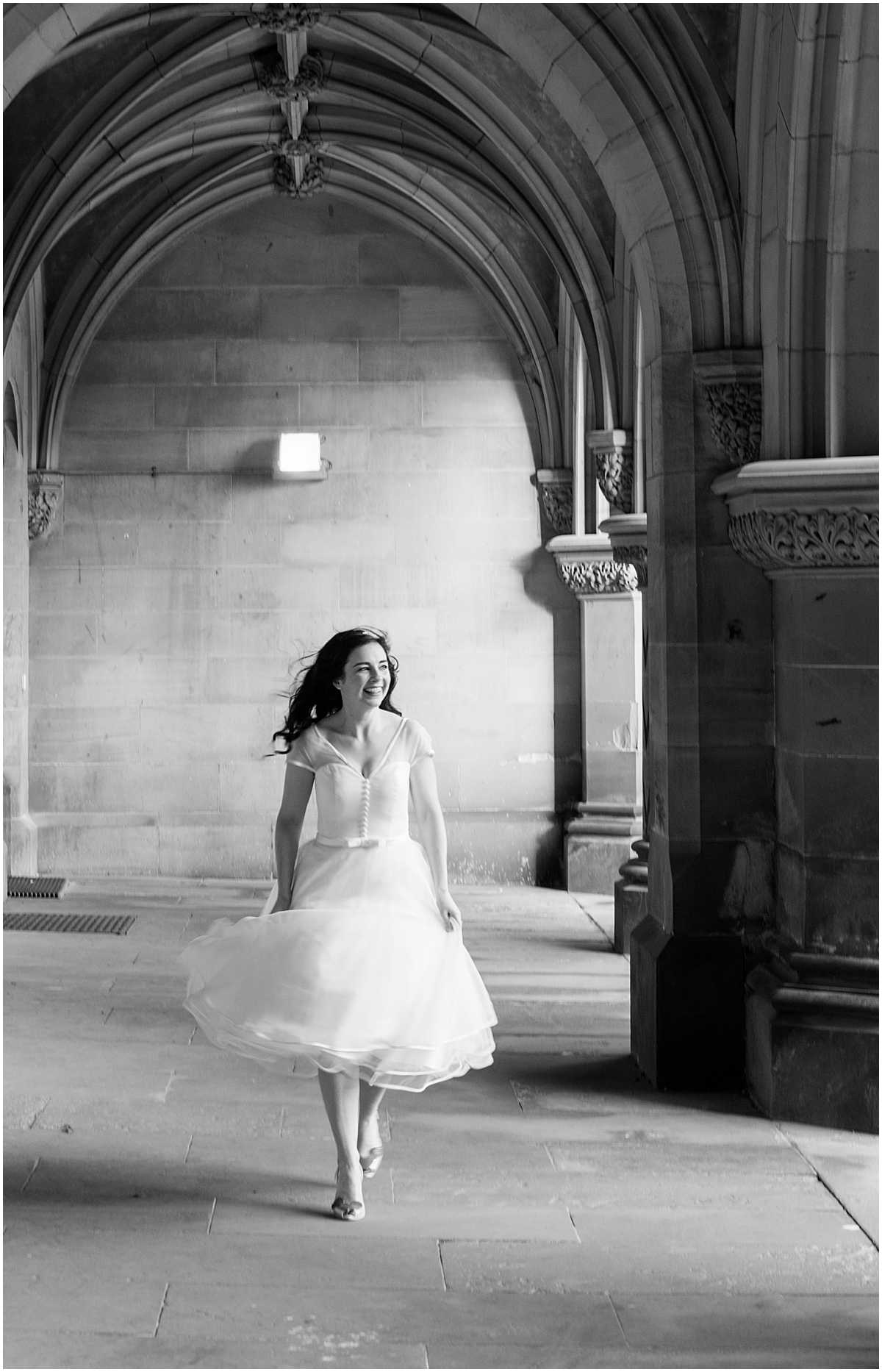 Romantic Wedding Photos Fettes College Edinburgh Photographer