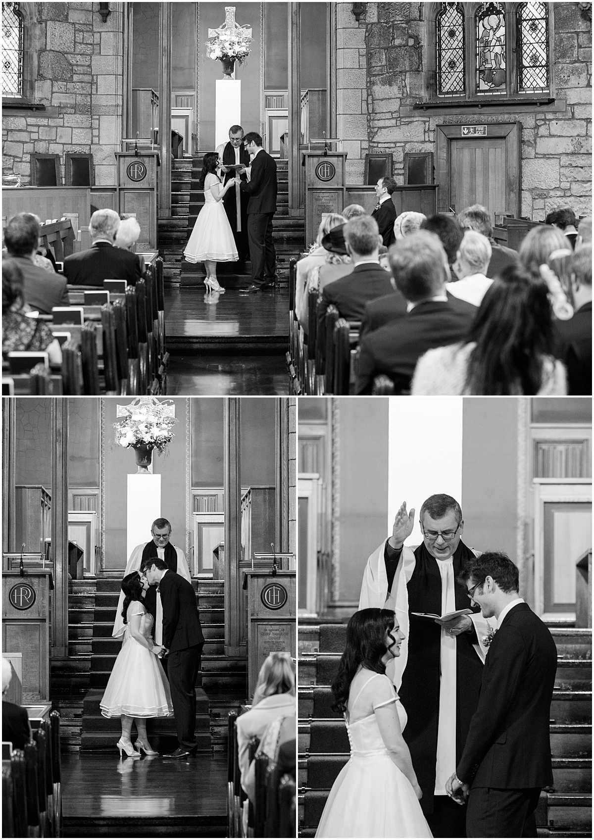 Fettes College Edinburgh Wedding Photographs