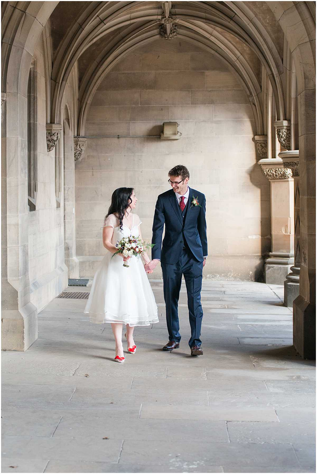 Fettes College Edinburgh Wedding Photographs Romantic Photos