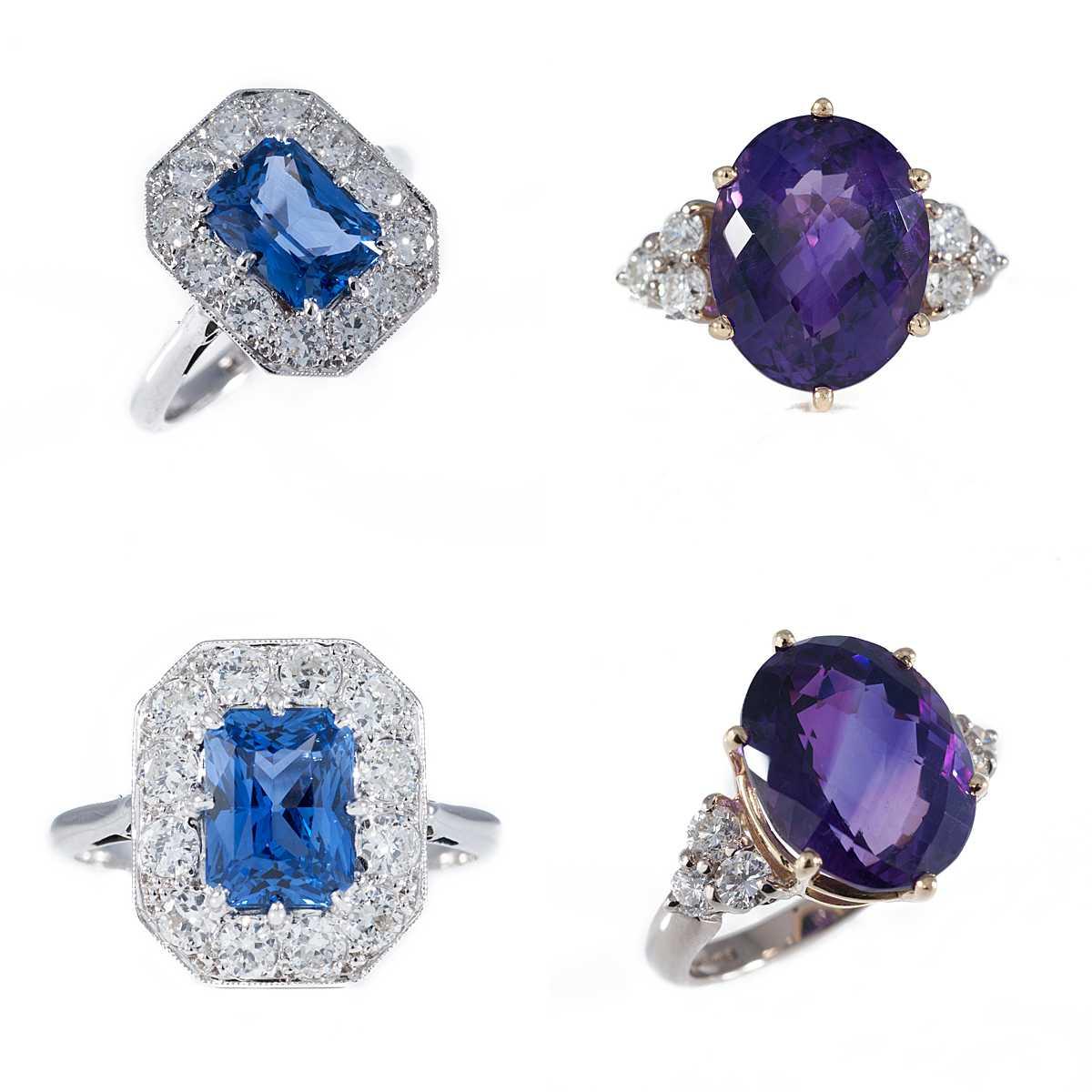 Unique Engagement Rings - Wedding Photography Edinburgh