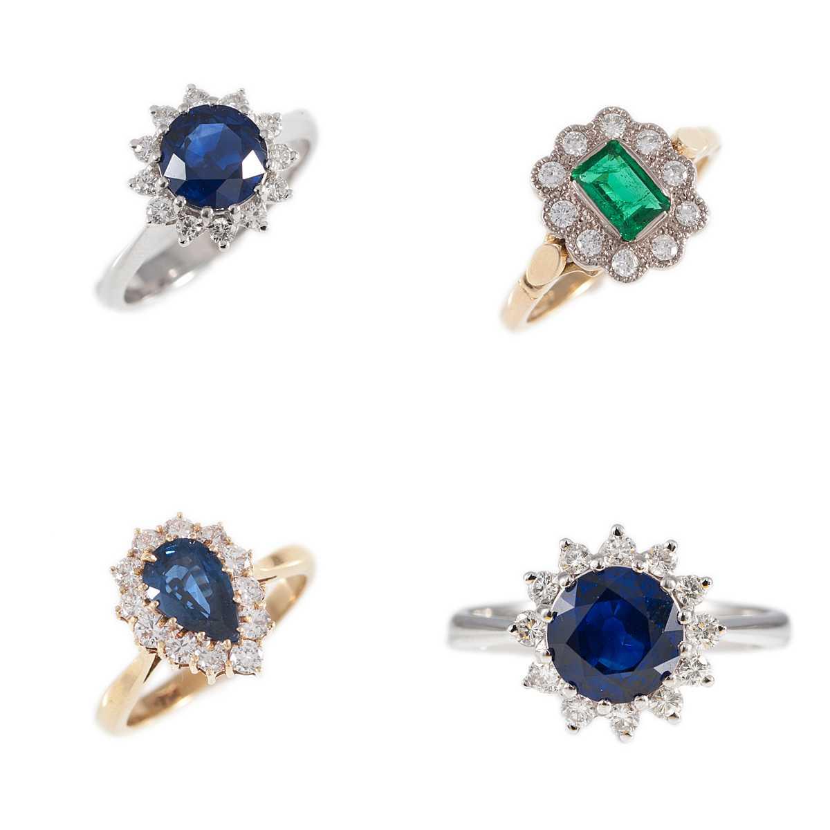 vintage engagement rings - Wedding Photography Edinburgh