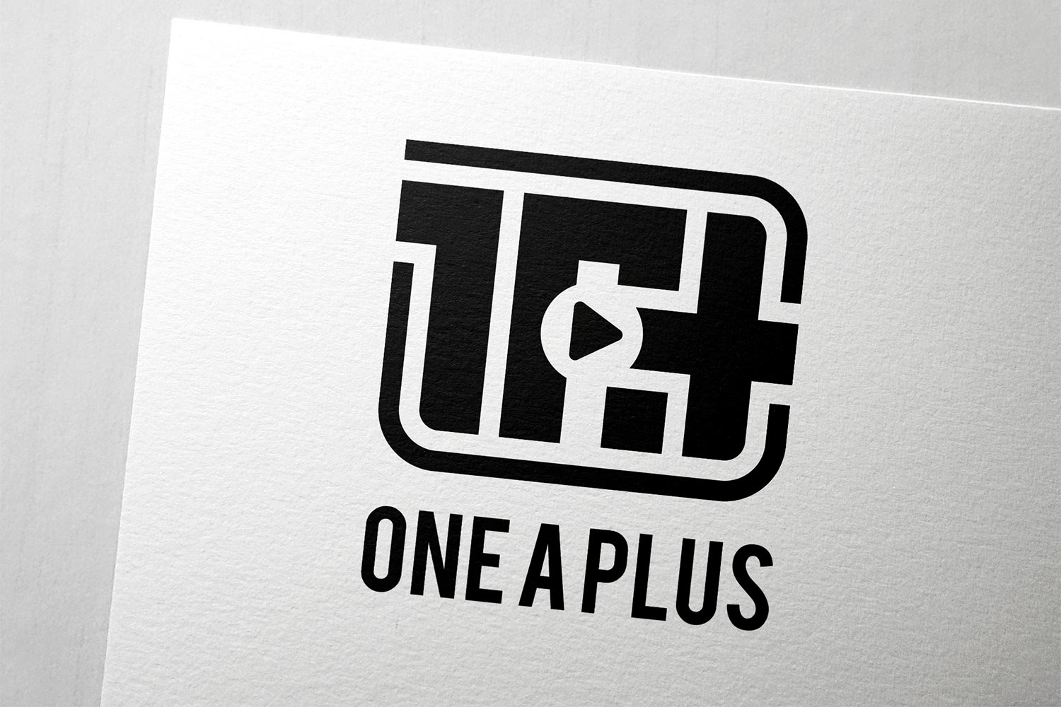 Corporate Identity für OneAPlus