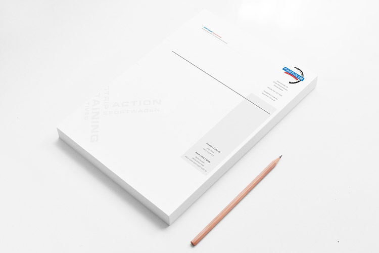 Corporate Identity für Fast-Club | experiences