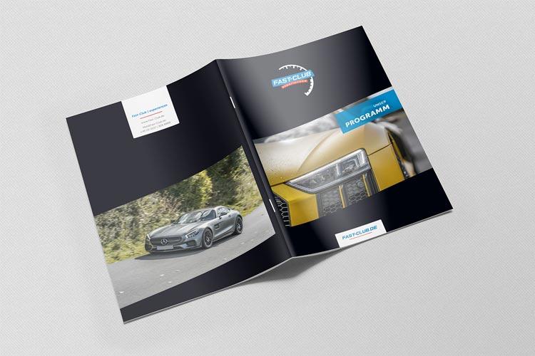 Magazin 2017 für Fast-Club   experiences