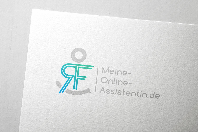 Logodesign für Meine-Online-Assistentin.de