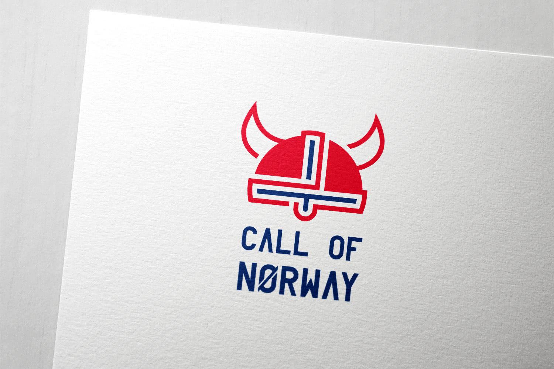 Logodesign für Call of Norway