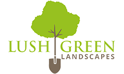 Lush Green Landscapes Logo